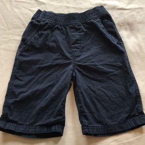 The Children's Place boys size 7 navy shorts